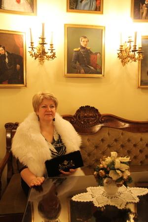 Галина Клюшина, генеральный директор компании «Грант-Тур»