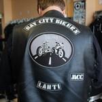 Финляндия. Лахти. Музей мотоциклов. Территория байкеров