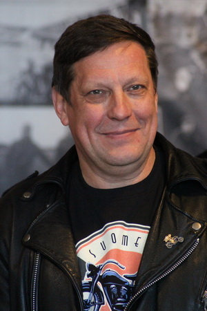 Семен Трофимов, вице-президент Российской мотоциклетной федерации