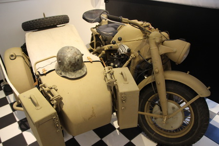 Лучший мотоцикл периода Второй Мировой войны