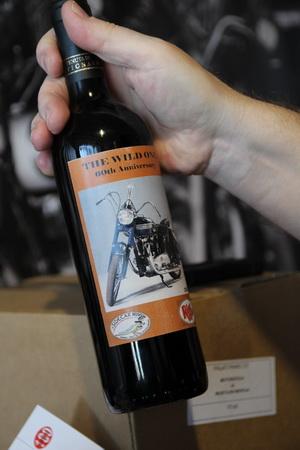 Вино для байкеров