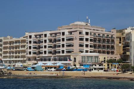 «Hotel Calypso» в деревне Марсалфорн