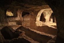 Катакомбы Св.Павла в Рабате