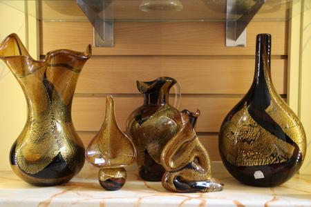 Внешне мальтийское стекло ничем не уступает знаменитому венецианскому