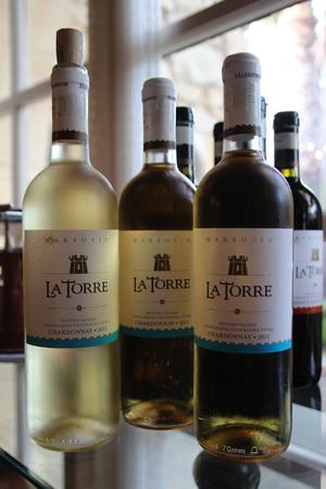 Вино из подвалов «Ta'Frenć»
