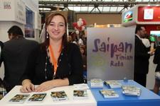 Татьяна Бабаута, менеджер по маркетингу турофиса Содружества Северных Марианских островов