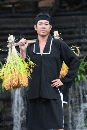 Деревня «Bing Lang Gu»
