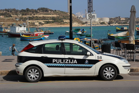 Полиция ведет себя на дорогах очень миролюбиво
