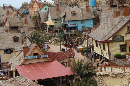 Так выглядит голливудская деревня