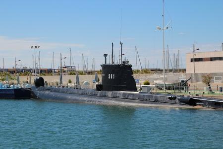 Подводная лодка S61 класса «Дельфин»