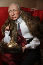 Мистер Путин из Кукольного королевства в Прейли