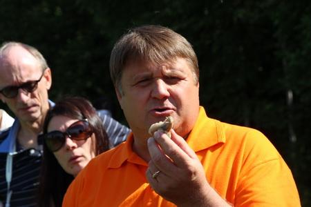 Хозяин Айнис Новикс