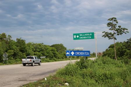 Дороги в туристских регионах имеют вполне хорошее качество
