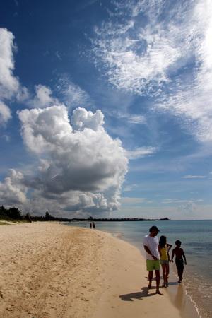 Ривьера Майя - это 150 км песчаных пляжей и бирюзовой воды