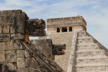 Город строили майя и тольтеки