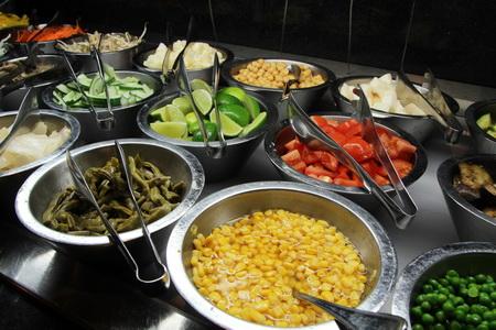 Микс для приготовления салатов