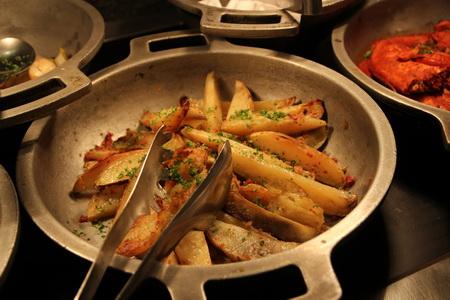 Царица овощей - картошка