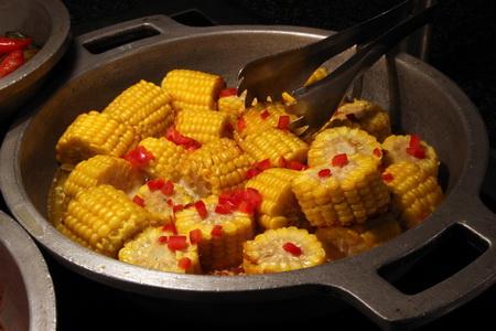 Еще одна растительная царица - кукуруза