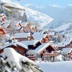 Курорт Мерибель – бесплатный ски-пасс и завтрак