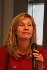 Мирка Рахман, руководитель департамента связей с общественностью администрации Лаппеенранты