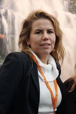 Лиз Розанна Крамер Кампос, министр туризма Парагвая