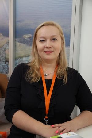 Ксения Марфина, менеджер по продажам компании «Desarrollo Turistico Paraguago»