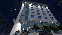 The Radisson Blu Hotel, Algiers Hydra