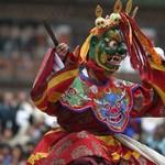 Осень 2013. Туристический гид по Бутану