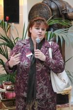 Мария Макарова, представитель московского офиса по туризму Швейцарии
