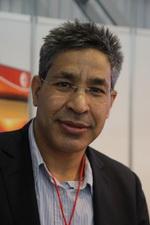 Межид Кахлауи, представитель Министерства туризма Туниса в России