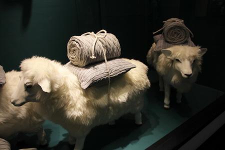 Отдел изделий из шерсти