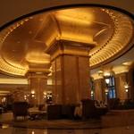 ОАЭ. Золотой отель