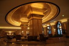 «Emirates Palace» - отель из золота