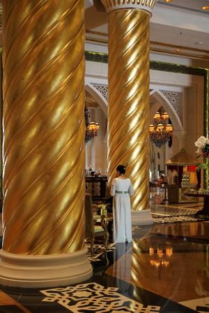 В Эмиратах золота больше чем железа