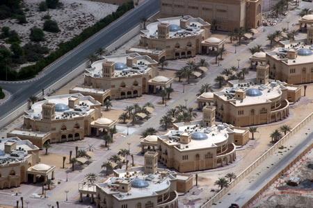 В таких домах живут граждане ОАЭ