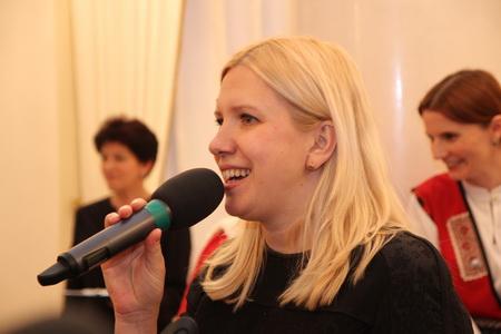 Ольга Филиппенко, директор Совета по туризму Норвегии