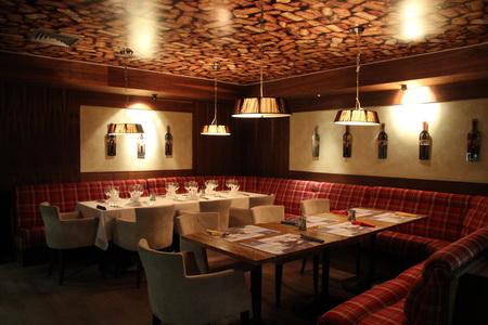 Рестораны в «Grand Hotel & Spa» отличаются особым шармом и уютом