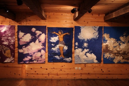 Выставка ковров ручной работы