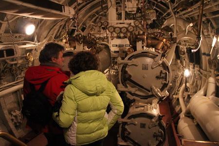 """На подводной лодке """"Lembit"""