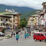 Бутан. Бегом по Гималаям