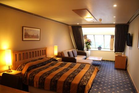 Чем не спальня в пятизвездочном отеле?