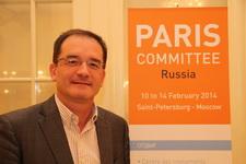 Николя Лефебр, генеральный директор Офиса по туризму и конгрессам Парижа