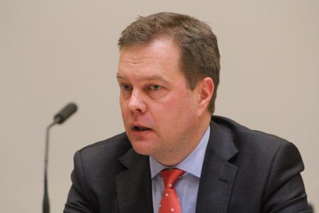 Тармо Ниеминен, начальник визового отдела