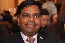 Вишвас Сапкал (Vishvas Sapkal), генеральный консул Индии в Санкт-Петербурге.