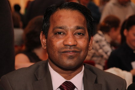Джитендра Джатхав (Jitendra Jadhav), заместитель директора турофиса Индии в Европе