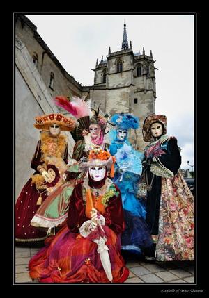 Фестиваль в замке Амбуаз