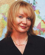 Анна Трубицина, генеральный директор Commodore