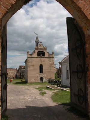 Замковый храм