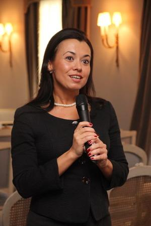 Олеся Галаган, руководитель  отдела по связям с общественностью и маркетингу турофиса Германии в России