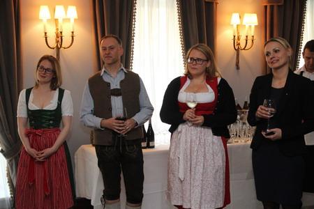 Гости из солнечной Баварии